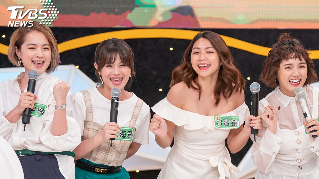 TVBS歡樂台《食尚玩家-歡樂有夠讚》 (左起)高伊玲、朱海君、曾智希、Dora。圖/TVBS 農曆七月出遊禁忌多  Dora、曾智希、惟毅這樣做