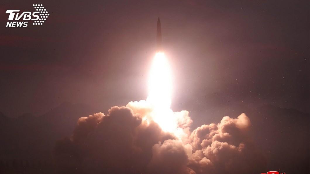 圖/達志影像美聯社 北韓六度射飛彈 美國卻認定「未踩紅線」