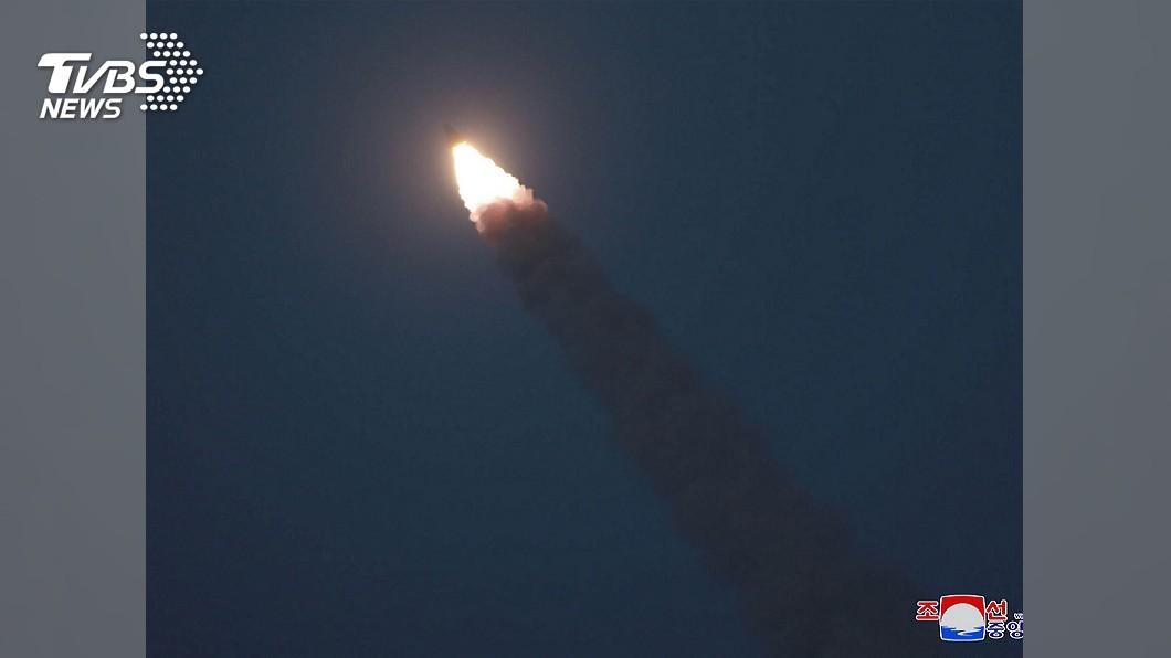 圖/達志影像美聯社 17天內第5次 北韓再設飛彈射程400公里