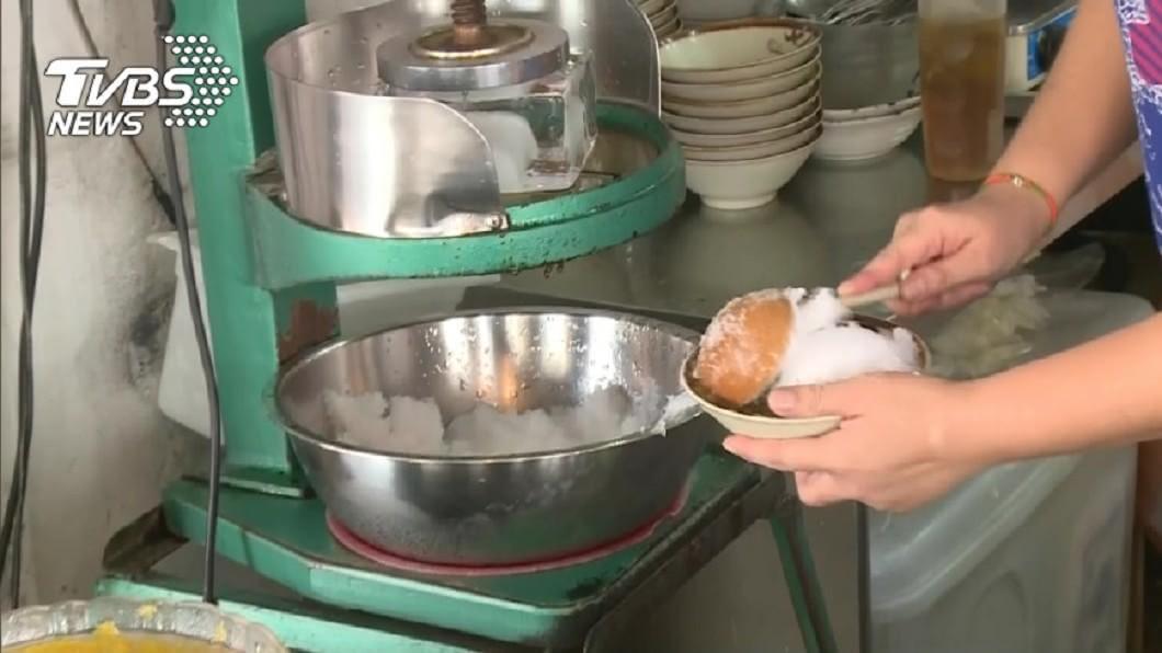 圖/TVBS資料照 創新吃法!她在台南買冰見「超狂組合」 網激推:好吃
