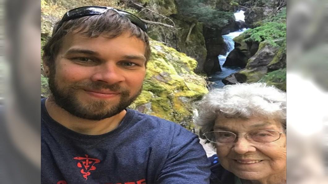 圖/翻攝自grandmajoysroadtrip Instagram 祖母不曾見過山和海 他花近4年帶她走遍29國家公園
