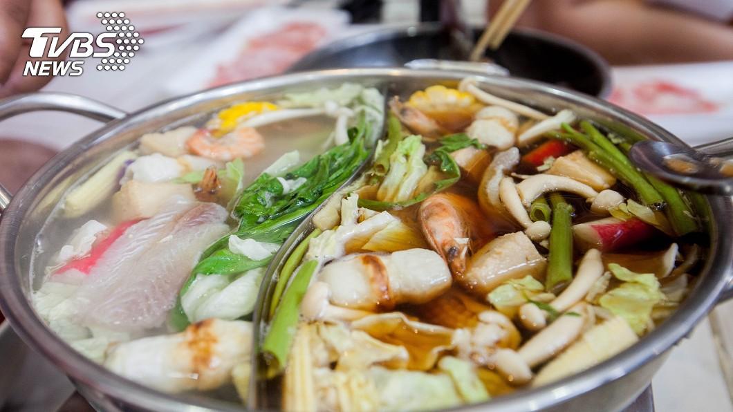 圖/TVBS示意圖 火鍋店狂嗑鮮魚突刺痛 一拔驚見「這東西」嚇壞
