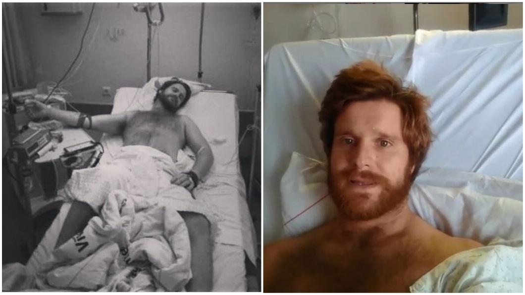 英國一名男子為了要在床戰前展現雄風,事前吞了威而鋼還注射增強劑,結果讓他那話兒硬了2天。(圖/翻攝自IG)