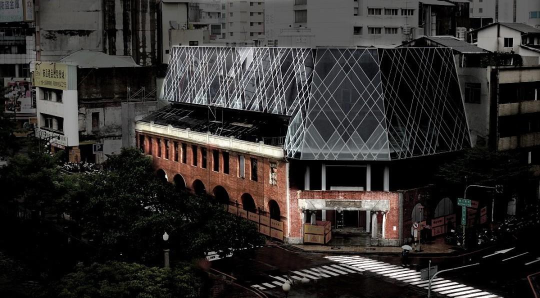 圖/翻攝自宮原眼科臉書 眼科、銀行變餐飲店 台中老建築夯到日本