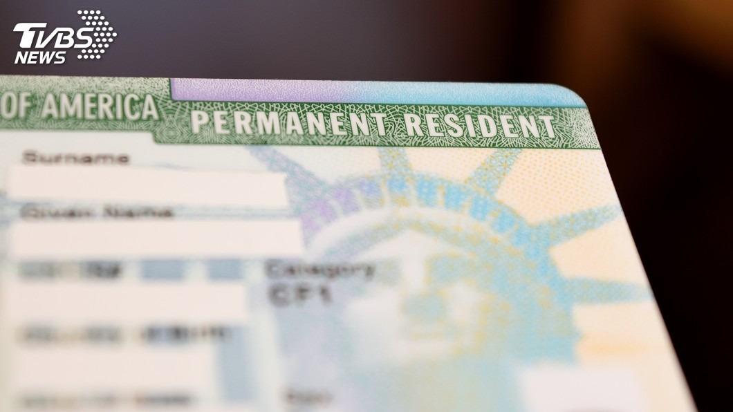 圖/TVBS 「領福利不給綠卡」 美國移民政策再限縮