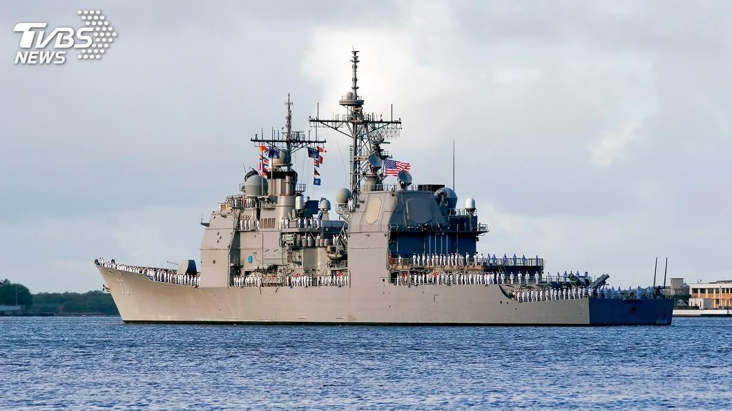 示意圖/TVBS 美官員證實中國拒絕軍艦訪港 稱原因要問北京