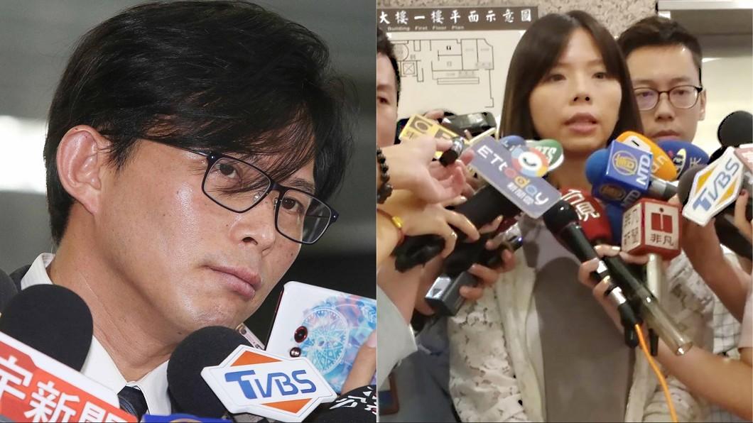 圖/中央社 退黨為「切割揭露私菸案的兇手」?她曝時力剩3條路