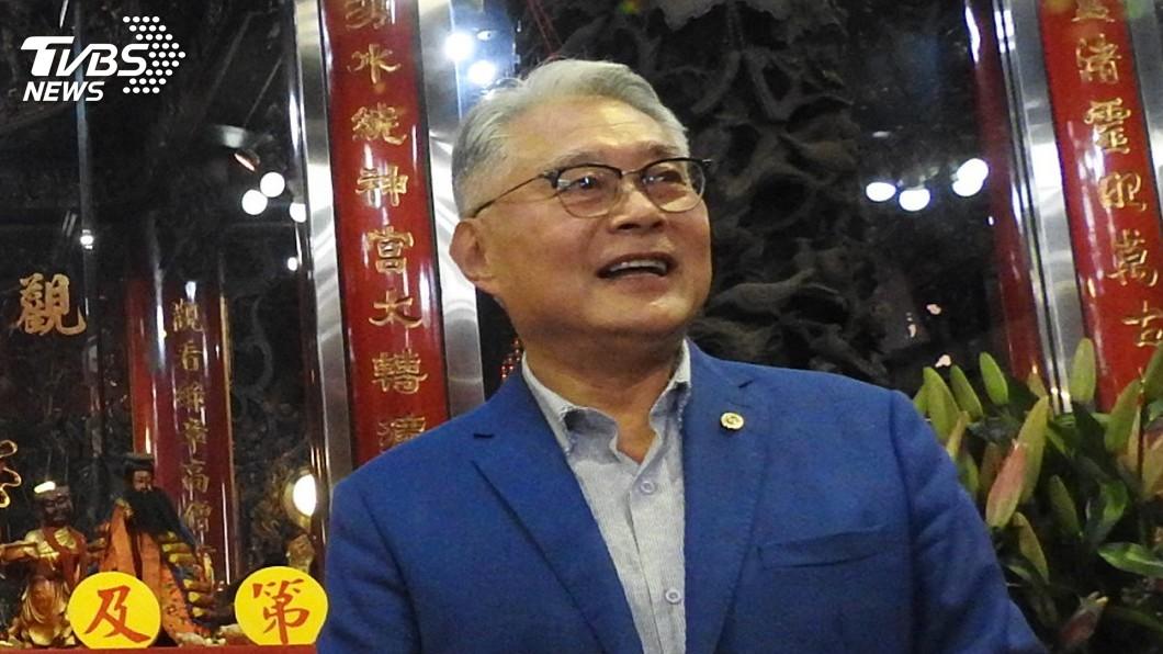 圖/中央社 國民黨考紀會決議開除陳宏昌 下午送中常會