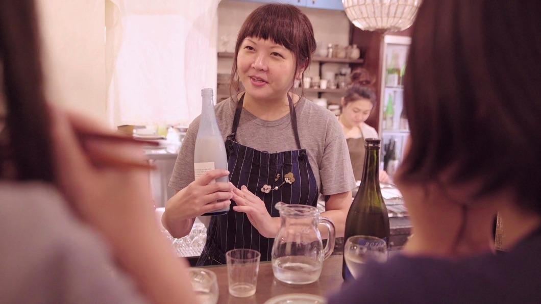 圖/天馬行空 提供 大破大立!女性創造清酒新滋味 改造傳承日本文化