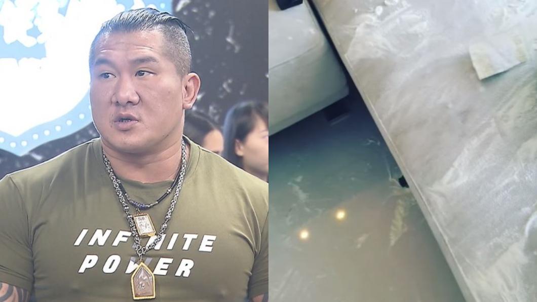 圖/TVBS資料照、飆捍臉書 剛說要選總統!客廳就被灑「白粉」 館長爆粗口:歹命