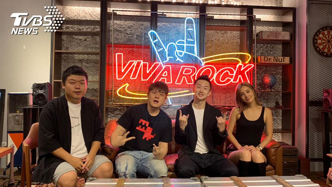 《不推怎麼行》 莎莎 Max突擊 相信音樂,。圖/TVBS  TVBS《不推怎麼行》莎莎及Max突擊「相信音樂」