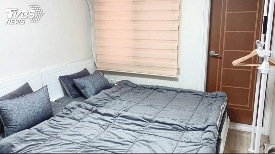 民眾外出旅遊住宿,都希望能住到舒適的房間。(示意圖/TVBS) 奧客拒付「加床費」!硬拗孩子還小才大二 房務員翻白眼