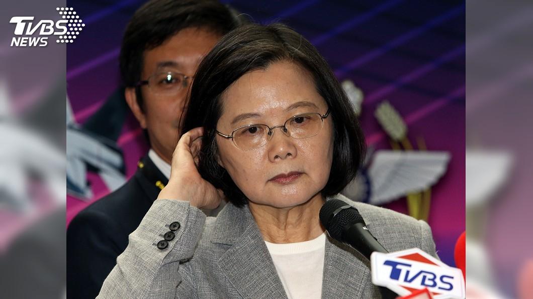 圖/中央社 基本工資明年將調漲 蔡總統:沒有選舉考量