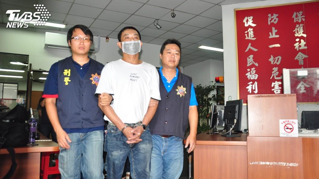 圖/中央社 宜蘭賽鴿人士遭擄付贖500萬 警逮6嫌