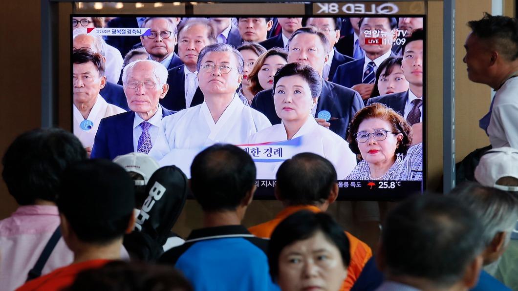 圖/達志影像美聯社 南韓光復節「反日高漲」日啤進口近掛零