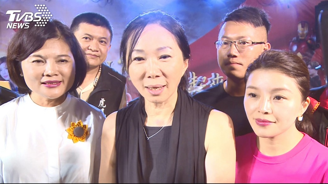 圖/TVBS資料照 韓國瑜屢遭抨擊 李佳芬怒嗆「吳子嘉們」證據拿出來
