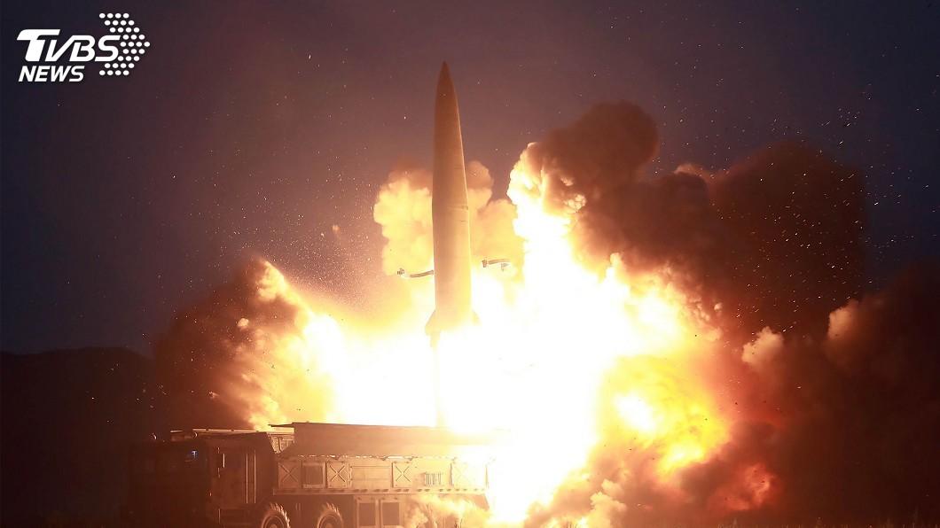 圖/達志影像美聯社 北韓不到一週又發射飛行物 南韓軍方監控戒備