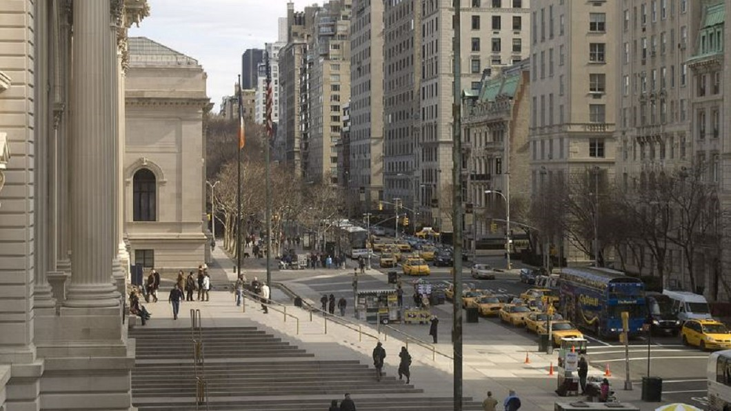 圖/翻攝自維基百科 30萬網友連署 川普大樓前路名改「歐巴馬大道」
