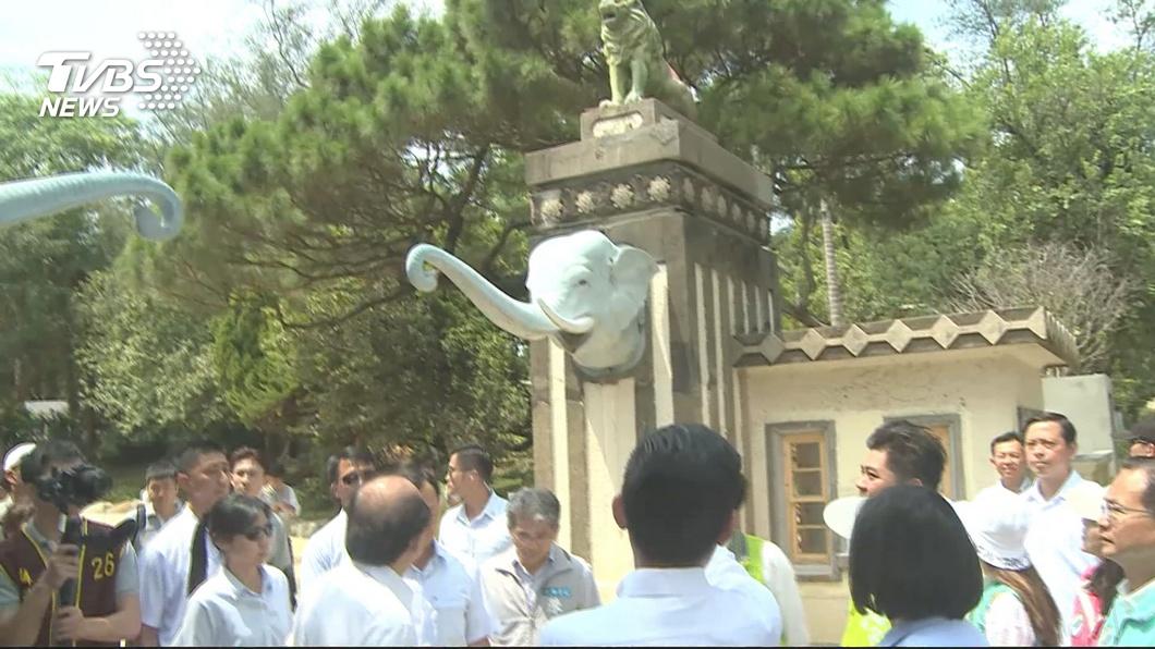 圖/TVBS資料畫面 新竹動物園28日重新開園 限時2天12歲以下免費