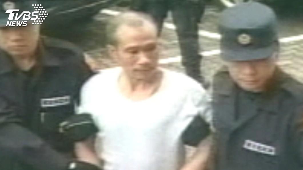 圖/TVBS資料畫面 綁架過議長!昔10大槍擊要犯之首 薛球病逝