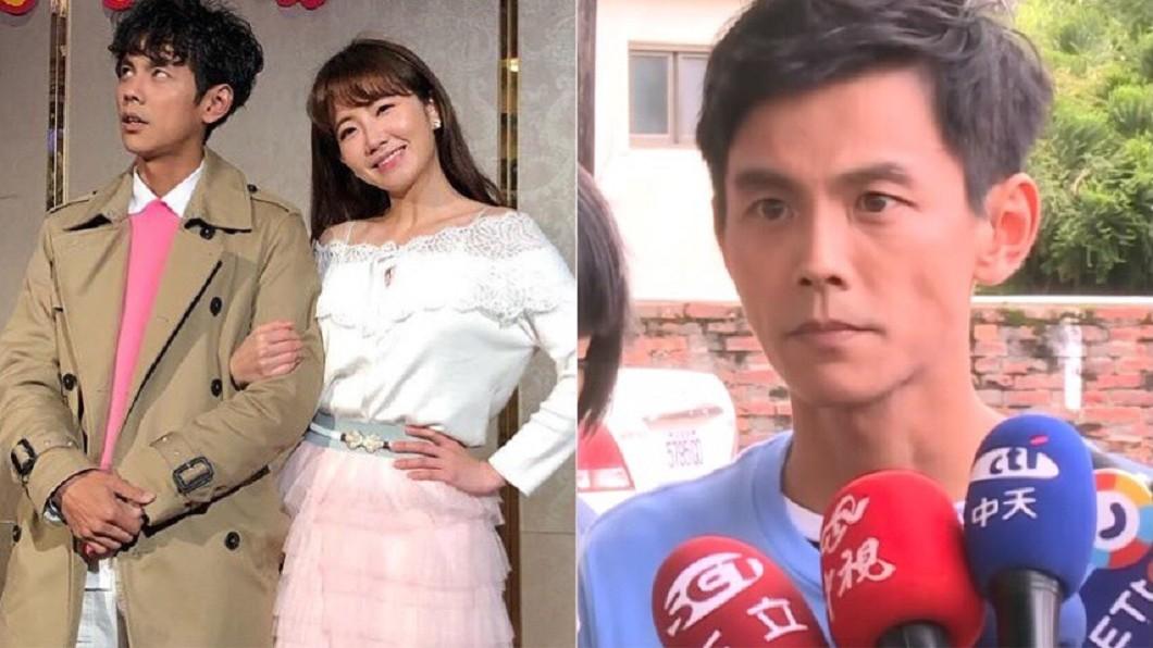 圖/翻攝自謝忻臉書、TVBS 激吻的代價?阿翔昔年收4千萬 「現在」代言價碼曝光