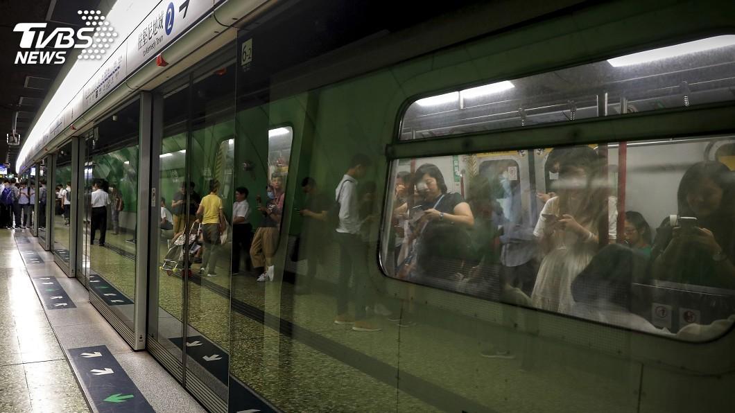 圖/達志影像美聯社 不滿香港地鐵公司未回應訴求 部分列車長發起罷駛
