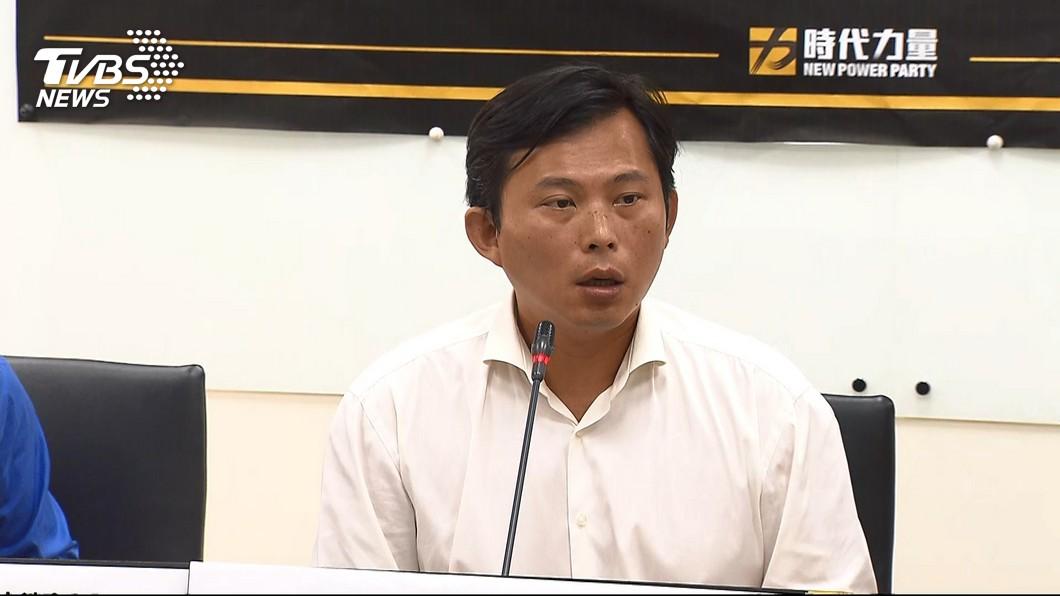 黃國昌確定不參選立委。圖/TVBS 黃國昌確定不選汐止!改賴嘉倫接棒出征