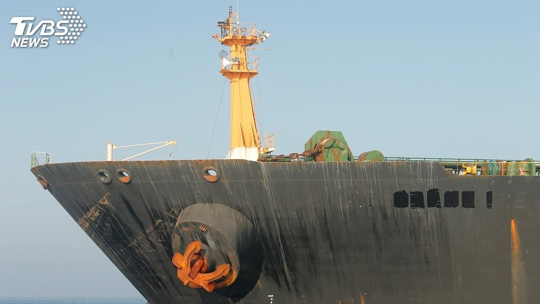 圖/達志影像路透社 伊朗警告美國 勿再嘗試扣押獲直布羅陀釋放油輪