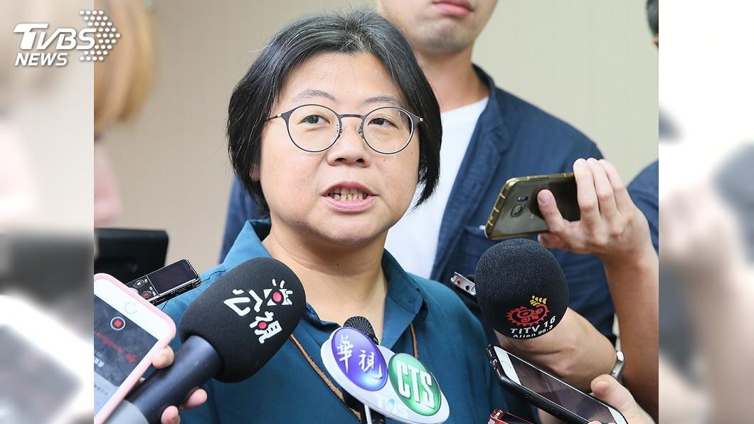 圖/中央社 不選時力黨主席 陳惠敏:慰留邱顯智為第一要務