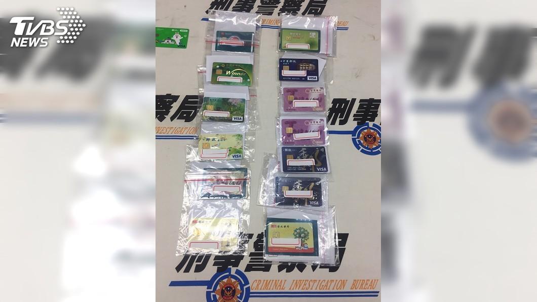 圖/中央社 刑事局偵破詐欺車手集團 逮21嫌送辦