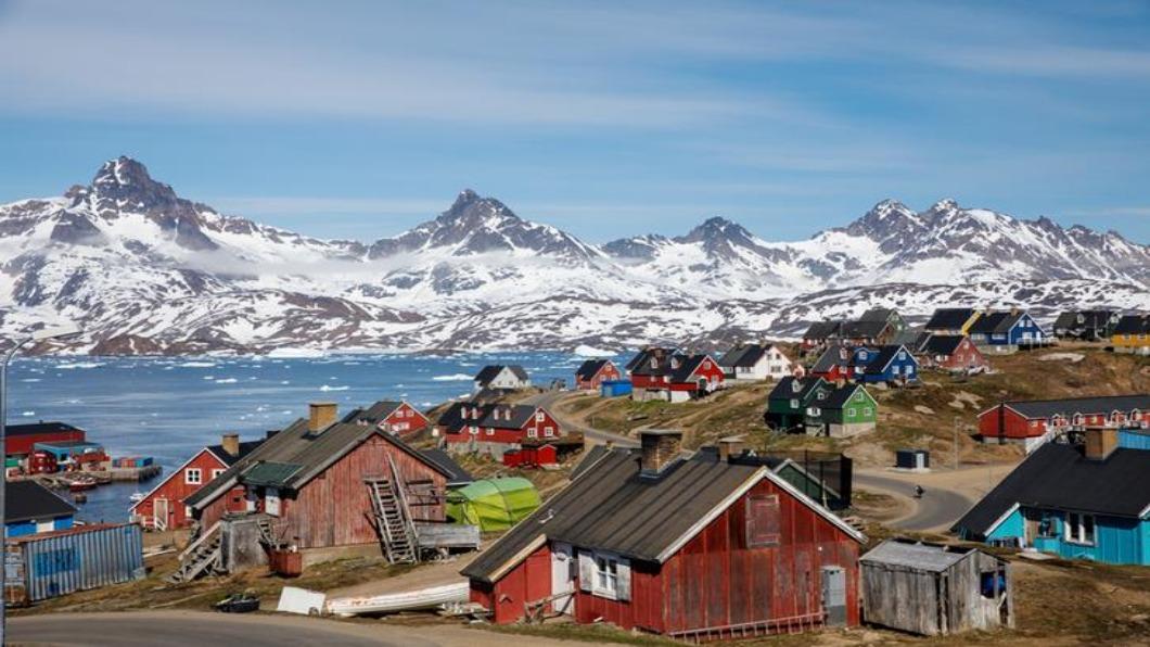 圖/達志影像路透 稀土礦產豐處戰略位 川普覬覦買格陵蘭