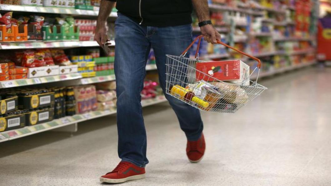 圖/達志影像路透 英政府評估 10月脫歐.食物藥品嚴重短缺