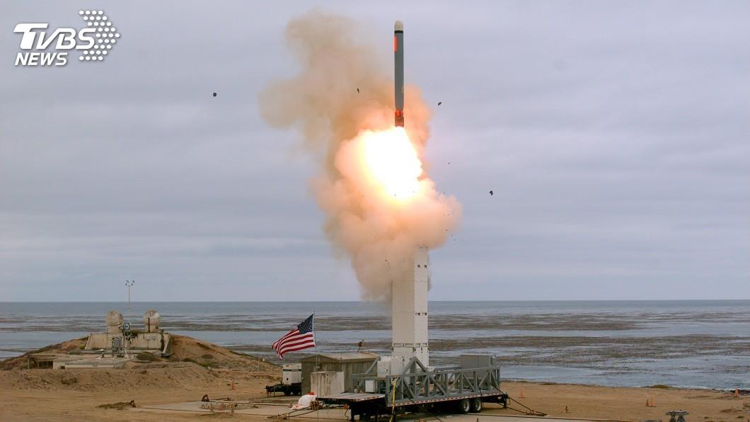圖/達志影像美聯社 退出INF數週 美隨即試射中程巡弋飛彈