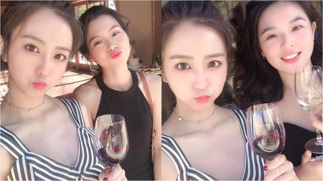 圖/翻攝自周曉涵Instagram