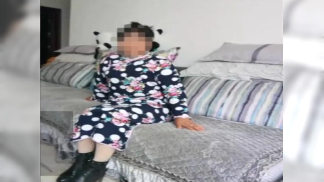 失蹤的女友小瓊,最後竟嫁給綁匪。圖/翻攝自梨視頻