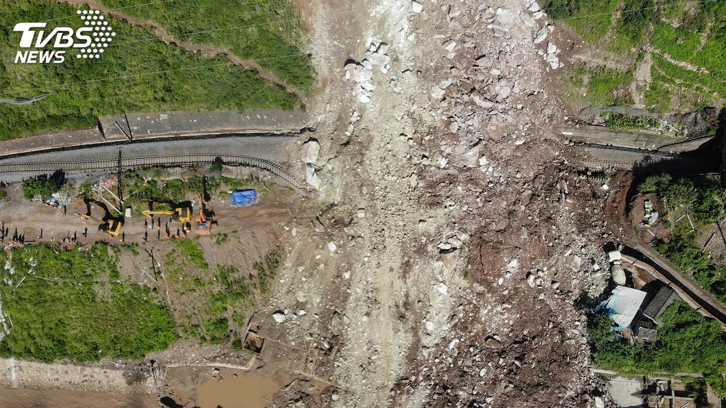 示意圖/達志影像路透社 連日暴雨引山崩 汶川對外聯繫斷1死多失聯