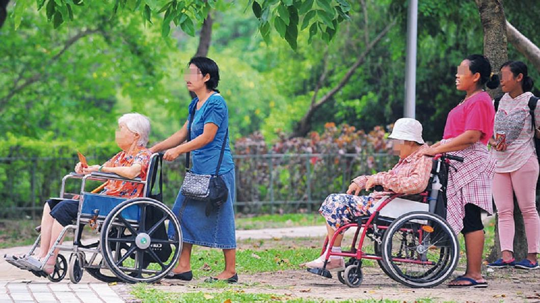 外配嫁來台灣,以為會過上幸福美滿的日子,但卻有人被當成免費看護。圖/CTWANT提供
