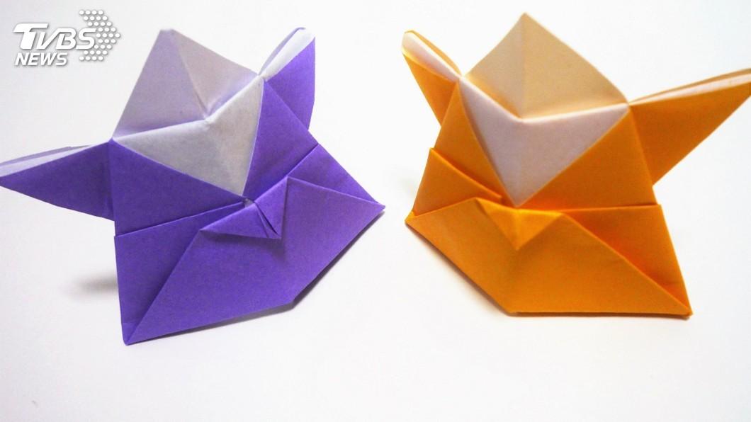 示意圖/TVBS 傳統童玩科技變身 紙相撲可「多人作戰」
