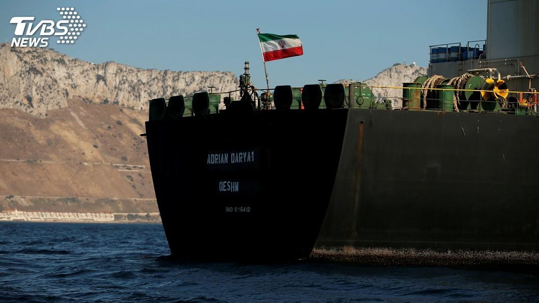 圖/達志影像路透社 面對美國警告 希臘:尚未接獲伊朗油輪要求停靠