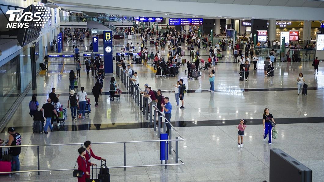 圖/達志影像美聯社 英駐港總領事館職員遭中國拘留 家屬著急徬徨