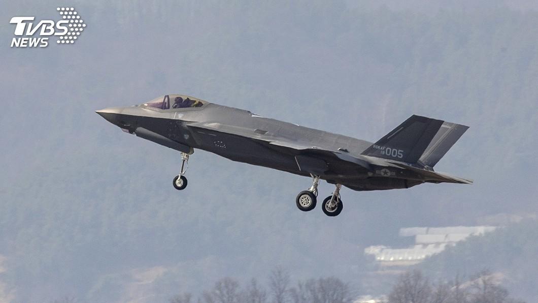 圖/達志影像美聯社 北韓不斷挑釁 南韓低調部署F-35A戰機