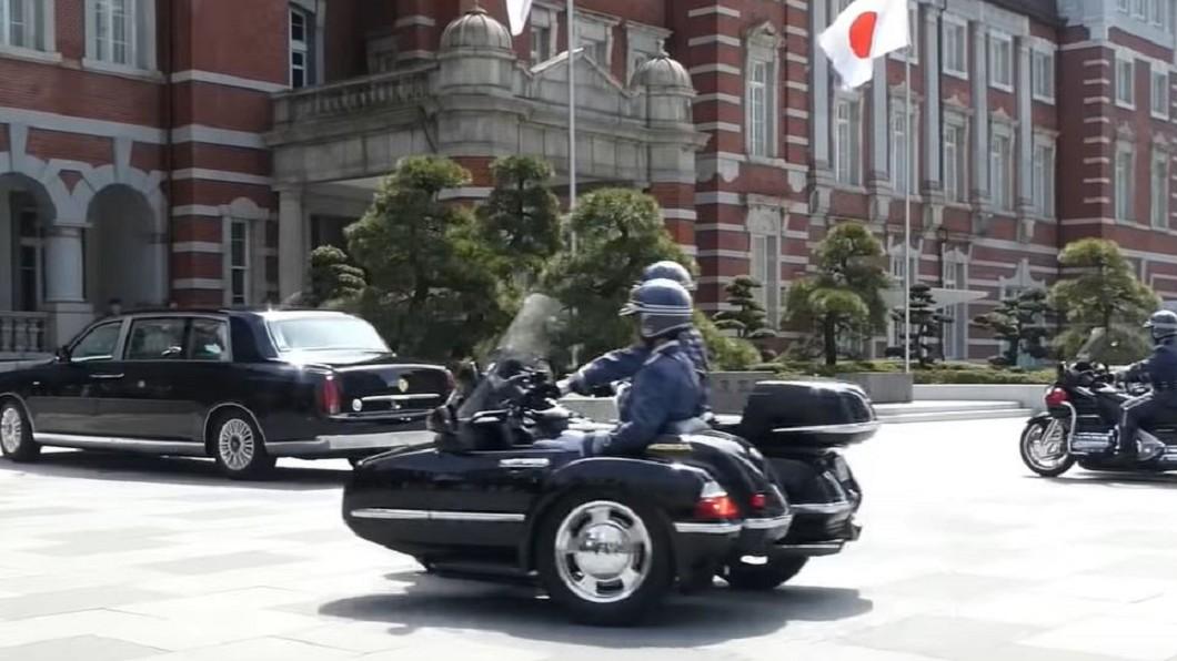 圖/翻攝自boardnews.jp youtube 保護天皇安危 直擊日本皇室護衛隊