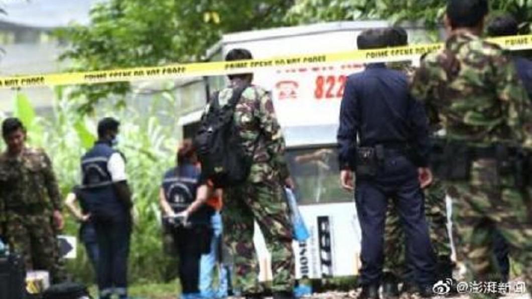 大陸天津31歲崔姓美女工程師日前遭50歲男友新加坡邱男殺害。圖/翻攝自彭湃新聞微博