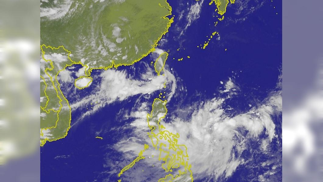 圖/翻攝自中央氣象局 確定生成!颱風白鹿「這天」影響最劇 恐直撲台灣