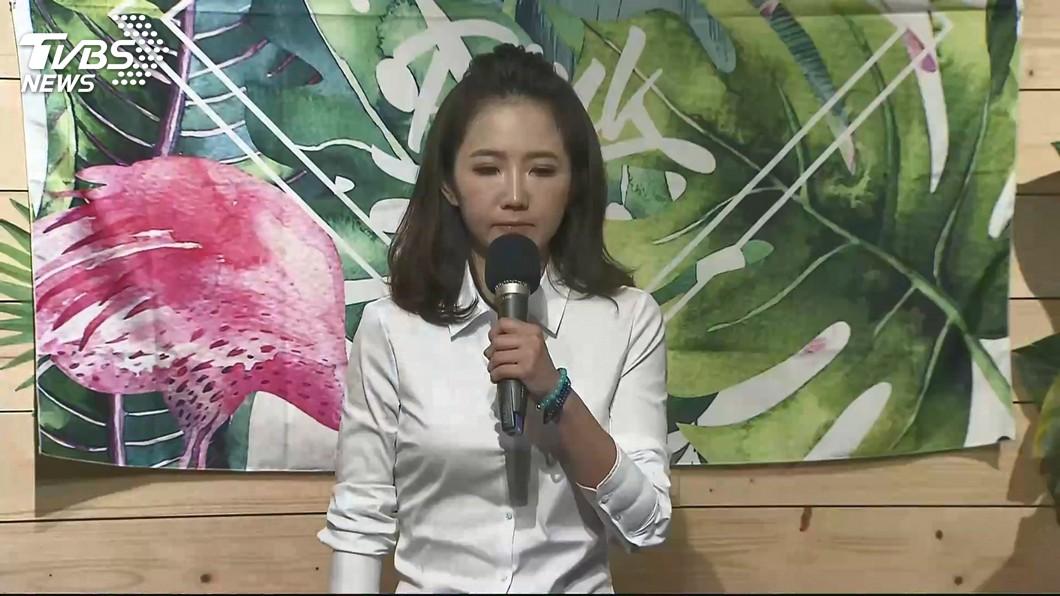 謝忻將於下周正式復工。 圖/TVBS 謝忻正式復工!10月行程曝光 主持演戲全包
