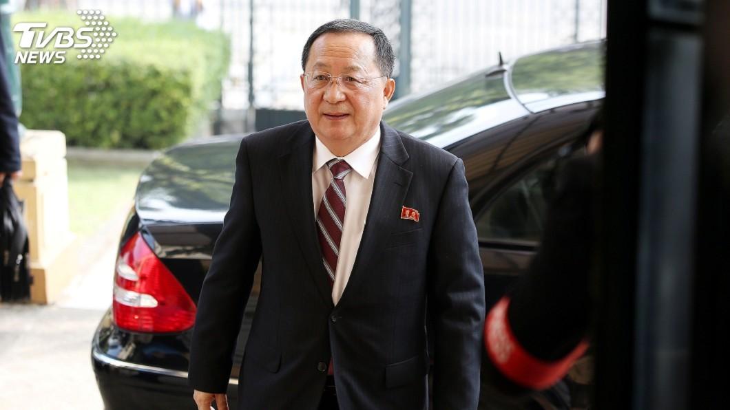 圖/達志影像路透社 北韓外長9月出席聯合國大會 可能會晤龐佩奧
