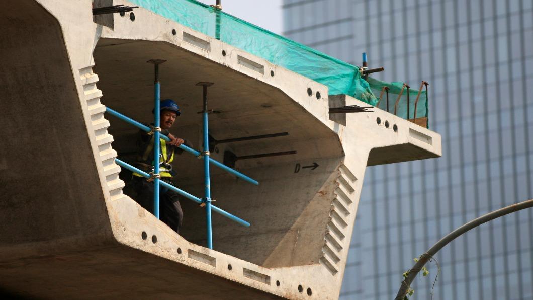 圖/達志影像美聯社 蘇門答臘建縱貫公路 日本救援改良地盤