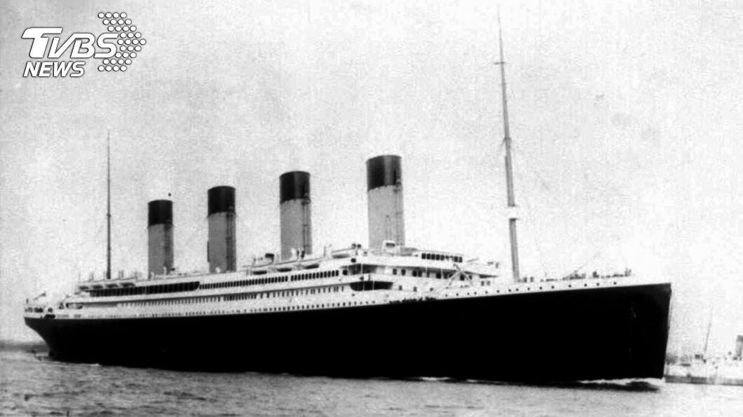 圖/達志影像美聯社 沉船至今逾百年 鐵達尼號崩壞程度震驚學者