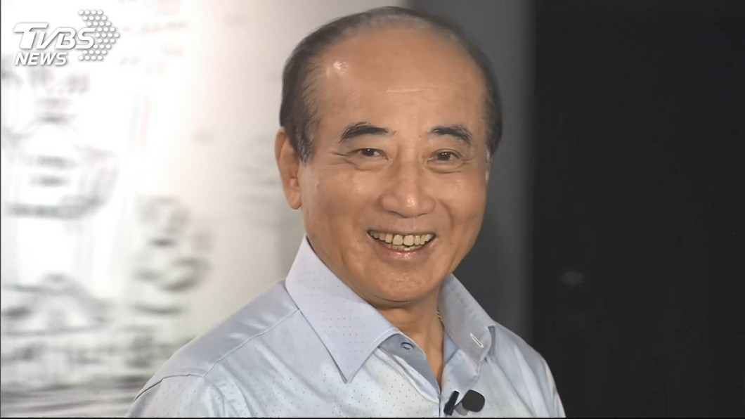 圖/TVBS 拋組大聯盟想法 王金平:尚未進行整合討論