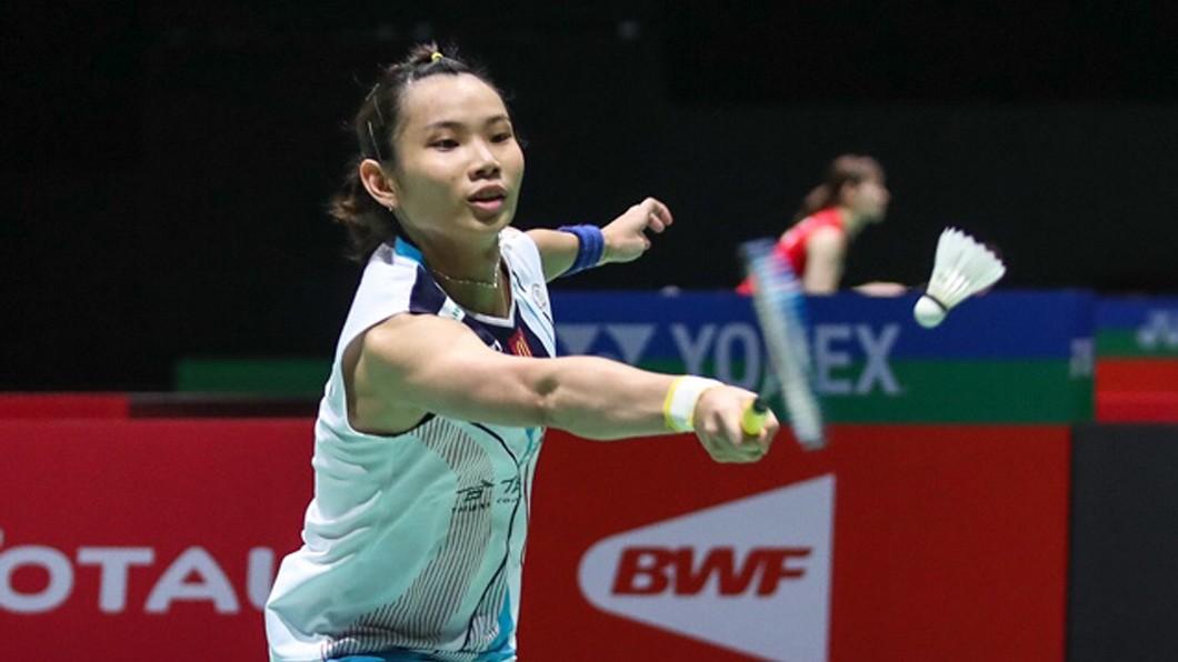 圖/Badmintonphoto提供 戴資穎闖進世錦賽8強追平個人紀錄 恐強碰辛度